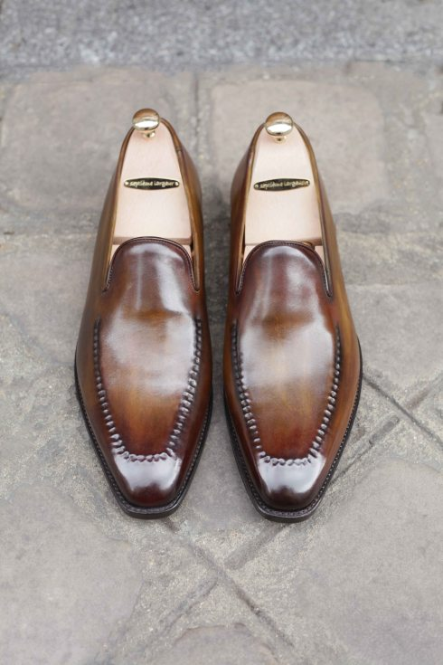 New Loafer Lapo RS (reverse stitching)